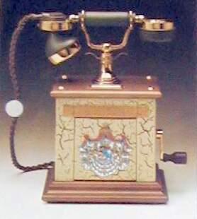 Telephone Set Bavaria